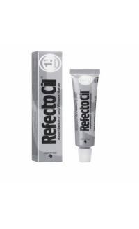 Краска для бровей и ресниц (графит) RefectoCil №1.1 Graphite, 15мл