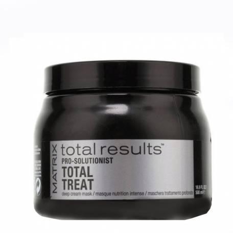 Купити Інтенсивно відновлююча маска Matrix Total Results Pro-Solutionist Total Treat 500 мл