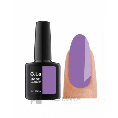 Гель-лак G.La color UV Gel №15 (Фиолетовый), 10 мл