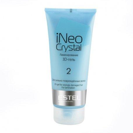 Стайлинг - ESTEL 3D-гель для сильно поврежденных волос iNeo-Crystal, 200 мл