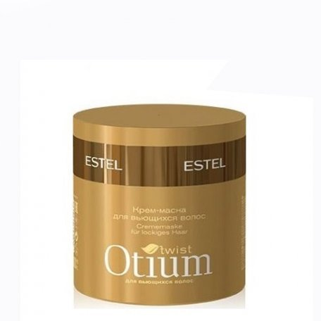 Маски для волос - Estel Otium Twist крем-маска для вьющихся волос, 300 мл