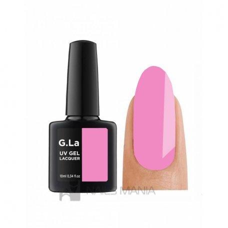 Гель-лак G.La color UV Gel №10 (Розовый), 10 мл