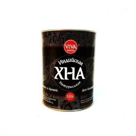 Купить Хна VIVA черная 120 грамм
