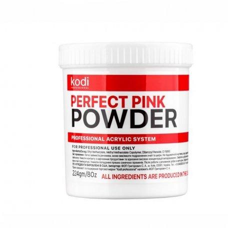 Базовые акрилы - Perfect Pink Powder (Базовый акрил розово-прозрачный) 224 гр.