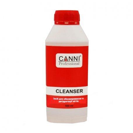 Средство для снятия липкого слоя - Средство для удаления липкого слоя Cleanser 3 in 1 Canni, 500 мл