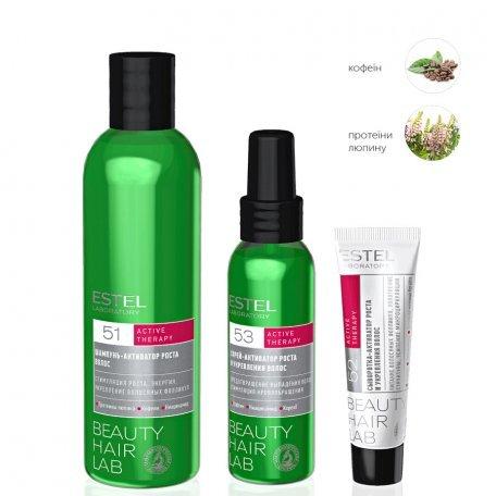 Комплекс для активации роста волос BHL ACTIVE THERAPY