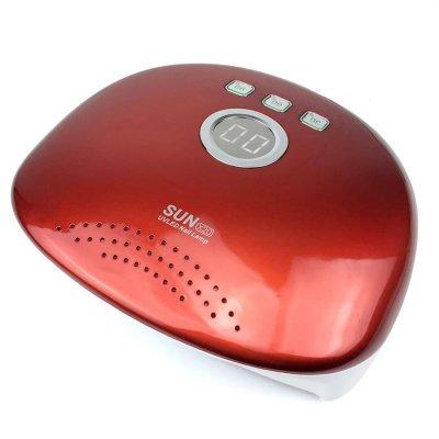 UF/LED лампа SUNX20 Professional  48 ВТ (красная)