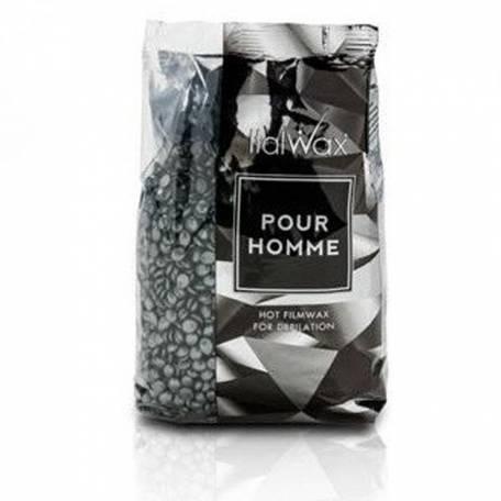 Купити Віск гранульований ItalWax Silver (для чоловіків), 1 кг