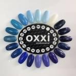 Купить Гель-лак OXXI №122 (Насыщенный синий), 10 мл