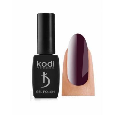 Гель-лак Kodi №075 WN (Темно-бордовый), 8 ml