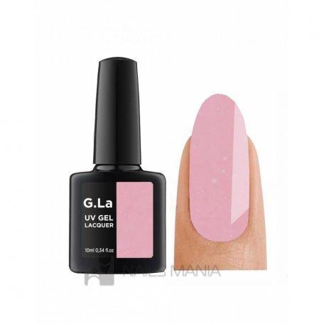 Гель-лак G.La color UV Gel №08 (Розовый), 10 мл