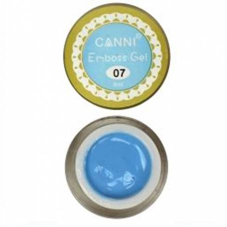 Купити Гель-паста 3D Emboss gel Canni 8 мл №007