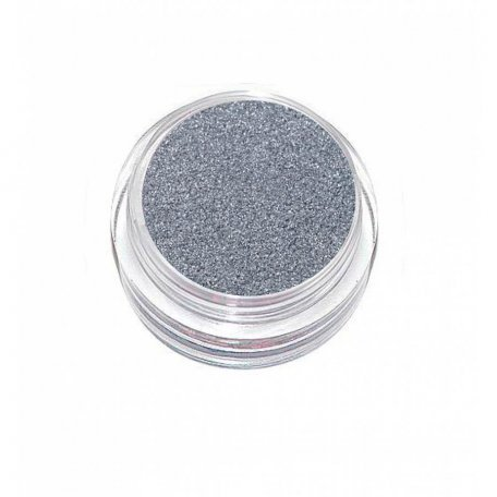 Глиттер мелкий (блёстка) серебро GSi 0,1 мм
