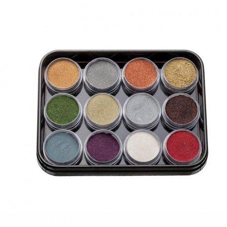Наборы акрилов - Набор цветных акрилов G2 (12 шт)