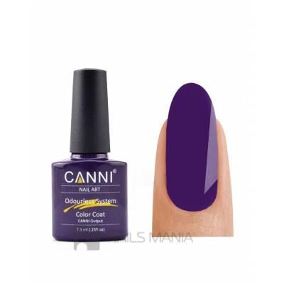 Гель-лак CANNI №225 (пастельный глубокий фиолетовый) 7.3 мл.