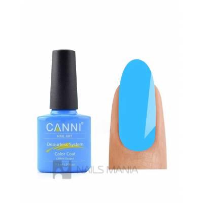 Гель-лак CANNI №230 (классический голубой) 7.3 мл.