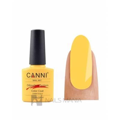 Гель-лак CANNI №231 (желто-оранжевый) 7.3 мл.