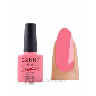 Гель-лак CANNI №234 (пастельно-розовый) 7.3 мл.