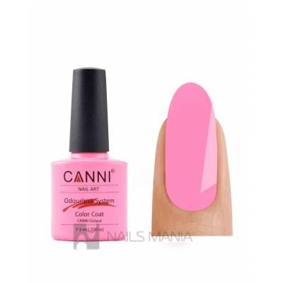 Гель-лак CANNI №236 (насыщенный розовый) 7.3 мл.