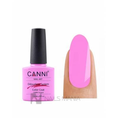 Гель-лак CANNI №237 (розовый) 7.3 мл.