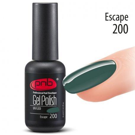 Гель-лаки PNB - Гель-лак PNB Escape 200, 8 мл