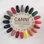Купити Стартовий набір гель-лаків Canni ( без уф лампи)