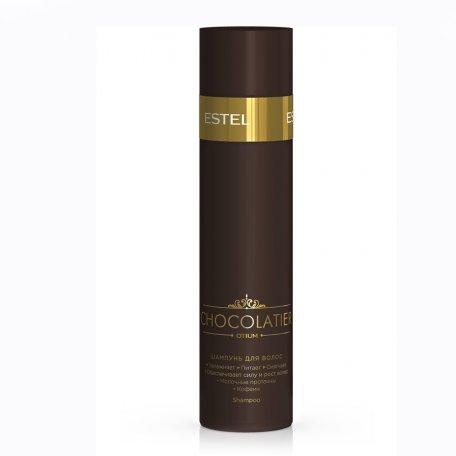 Estel Otium Chocolatier - востанавливающий шампунь для волос с ароматом шоколада, 250 мл