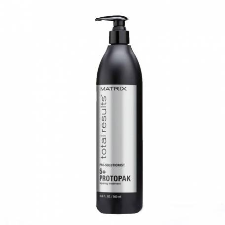 Купить Средство для реконструкции волос Matrix Total Results Pro Solutionist 5+ Protopak 500 мл