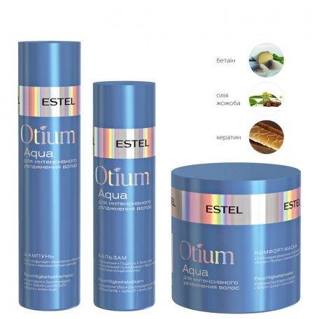 Комплекс для увлажнения волос Otium Aqua