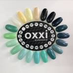 Купить Гель-лак OXXI №223 (Светло-салатовый), 10 мл