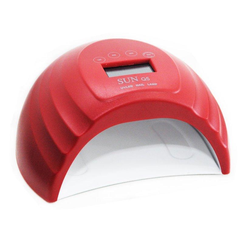 UF/LED лампа SUNQ5 Professional  36 ВТ (красная)